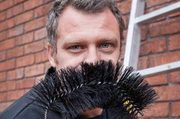 From NASDAQ and FTSE 250 executive role to sweeping chimneys!