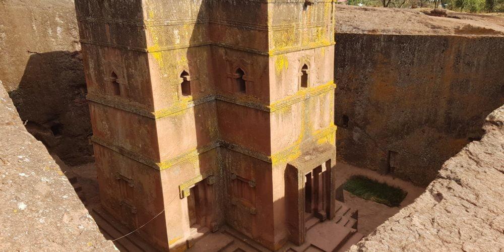 Ethiopias Iconic St Georges Church Lalibela